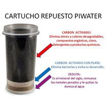 Repuesto Cartucho Pi Water Nikken. Cambialo Cada Nueve Meses