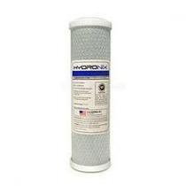 Cartucho Carbon Block 2.5 X 10 Hydronix (5 Y 10 Micras)