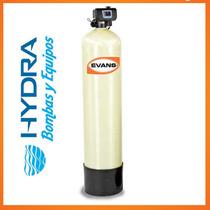 Filtro Para Agua De Carbón Activado 9 De Diam Y 48 Altura