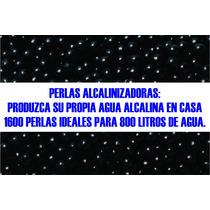 Perlas Alcalinas: Produzca Agua Alcalina En Casa