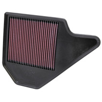 Chrysler Town & Country 3.6l 11- Filtro Kn Original 33-2462