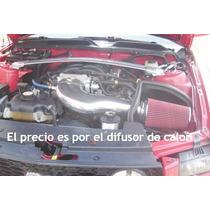 Caja Difusor De Calor Para Filtro Alto Flujo Mustang 05 09