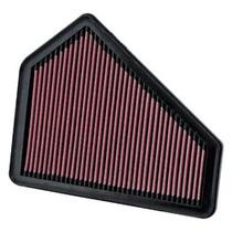 Cadillac Cts V6 3.6 08- Filtro Kn Reemplazo K&n 33-2411 +
