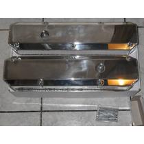 Tapas De Punterias De Aluminio Pulido Altas Dodge 318 360 La