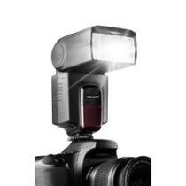 Flash Speedlite Tt520 P/ Canon Nikon Digital Slr Camara Hm4