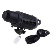 Flash P/ Estudio Fotografico 600w Luz Modelado Envio Gratis