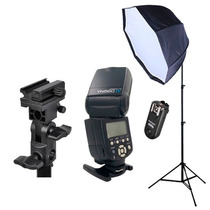 Estudio Fotografico Octagonal Profesional Strobist C/ 560 Iv