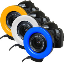 Flash Macro Ring P/ Camara Dslr Canon 48 Leds 8 Anillos Fn4