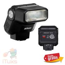 Ituxs | Nikon Flash Sb-300 Af Nueva I Envio Gratis