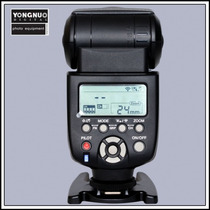 Flash Speedlite Yongnuo Yn560-lll Con Receptor Integrado Op4