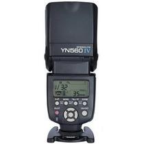 Flash Yongnuo Yn-560 Iv Speedlite