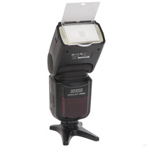 Flash Ttl Genesis Sp692c Ttl Speedlight Flash P/ Dslr Canon