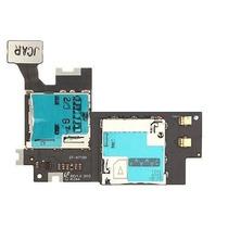 Flex Modulo Lector Memoria Sd Tarjeta Sim Galaxy Note 2 I317
