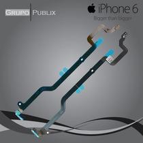 Flex De Extension Boton Home A Tarjeta Logica De Iphone 6