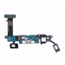 Centro De Carga Microfono Galaxy S6 G920 Flex Completo Nuevo