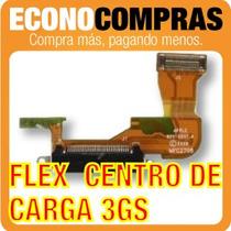 Flex Centro De Carga Para Iphone 3gs 100% Nuevo!!!!!!!!!!