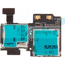 Flex Sim Lector Memoria Sd Tarjeta Samsung Galaxy S4 I9500