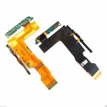 Flex Volumen Camara Botones Laterales Xperia S Lt26 Sony