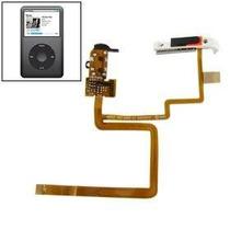 Reemplazo De Auriculares Audio Jack Flex Cable Para Ipod Cla