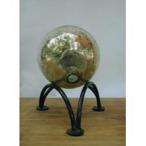 Esferas De Vidrio Crakelado