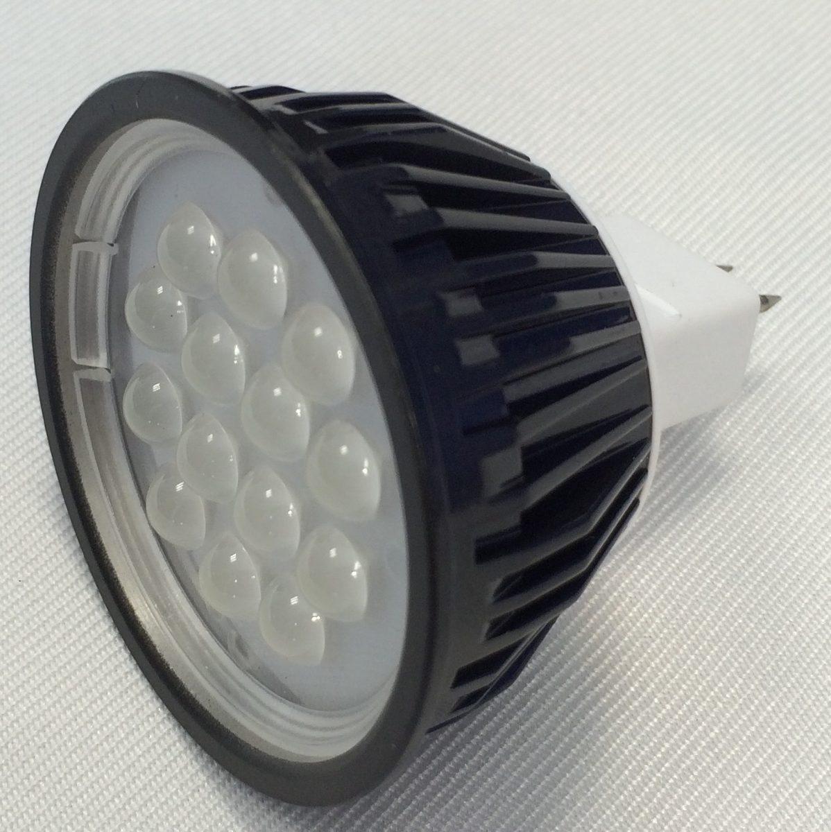 Foco led 3 watts mr16 gu5 3 gx5 3 empotrable spot lampara - Foco led empotrable ...
