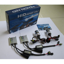 Kit Hid Xenon Plug And Play Autos Y Camionetas Y Motos