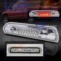 Luz Stop Led Cromada Dodge Ram Pick Up 2500 Modelo 03 04 05