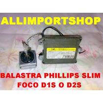 Kit Xenon Phillips O Denso Slim D1s D1r D2s D2r Aleman Japon