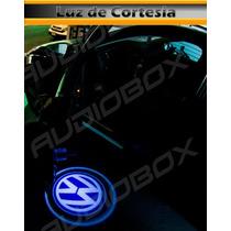 Luz De Cortesía Y Proyector Led De Logo O Marca Para Puerta