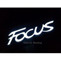 Estribos Led Ford Focus 2012 2013 2014 2015