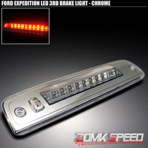 Luz Stop Led Cromada Ford Expedition 03 04 05 06 Cargo - Hid