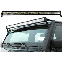 Barra Con Luces Led Para Techo Jeep Wrangler 2007 - 2013