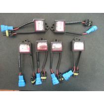Cancelador Testigo Xenon, Capacitor Resistencia Plug And Pla