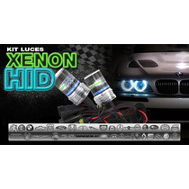 Kit Xenon Hid H1 H3 H4 H6 H7 H10 H11 H13 9006 Luces Xenon