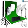 Limostudio Foto Video Studio Light Kit - Incluye Chromakey E