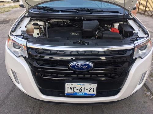 Ford Edge Blanca 2014 Perfecto Estado !!