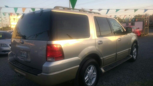 Ford Expedition 5p Xlt Plus Aut 5.4l Tela 2005