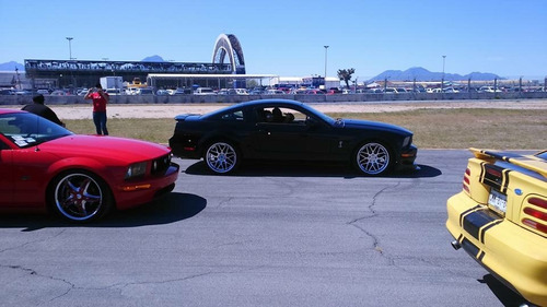 Ford Mustang 2p Coupe Lujo V6 Mt 2007