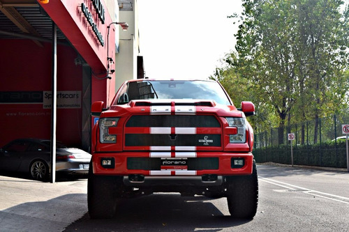 Ford Shelby F-150 2016