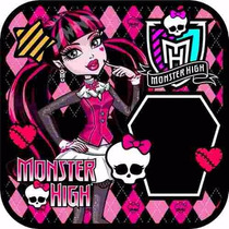 Kit Imprimible Monster High Draculaura Fiesta Cumpleaños