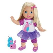 Little Mommy Hablar Conmigo Repitiendo Doll