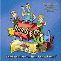 Lunchbox Kids Health And Fitness Junta Educativa Del Juego