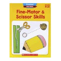 Fine-motor & Scissor Skills, Grade Prek, Aaron Levy