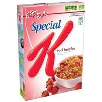 Cereal Special K Bayas Rojas Cajas 16,7 Onzas (paquete De 4)