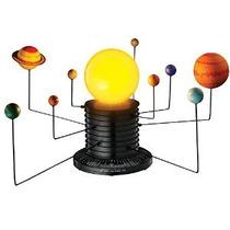 Sistema Educativo Perspectivas Geosafari Motorizado Solar