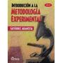 Libro: Introducción A La Metodología Experimental Pdf
