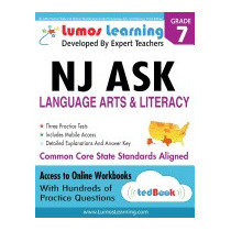 Nj Ask Practice Tests And Online Workbooks:, Lumos Learning