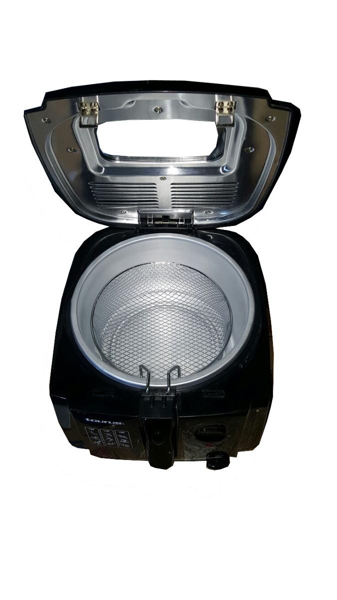 Freidora y vaporera electrica taurus professional 2 litros en mercadolibre - Vaporera profesional ...