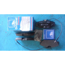 Balatas Delanteras Megane Con 2 Sensores Ate602983