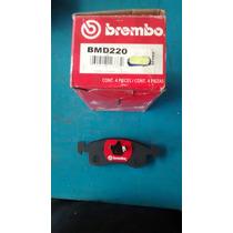 Balatas Delanteras Shadow 89-90 Brembo Bmd220
